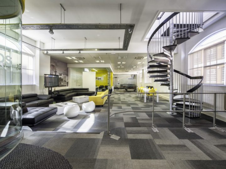 Five of the UK & Ireland's best tech offices