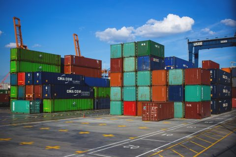 Supply Chain: Shipping Containers