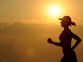 Exercise in the workplace – A New Year's resolution