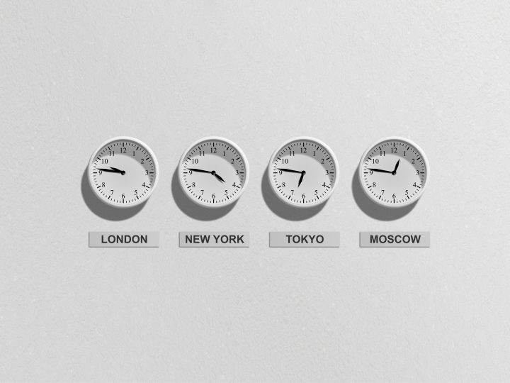 It's a small world: Tips for collaborating across time-zones