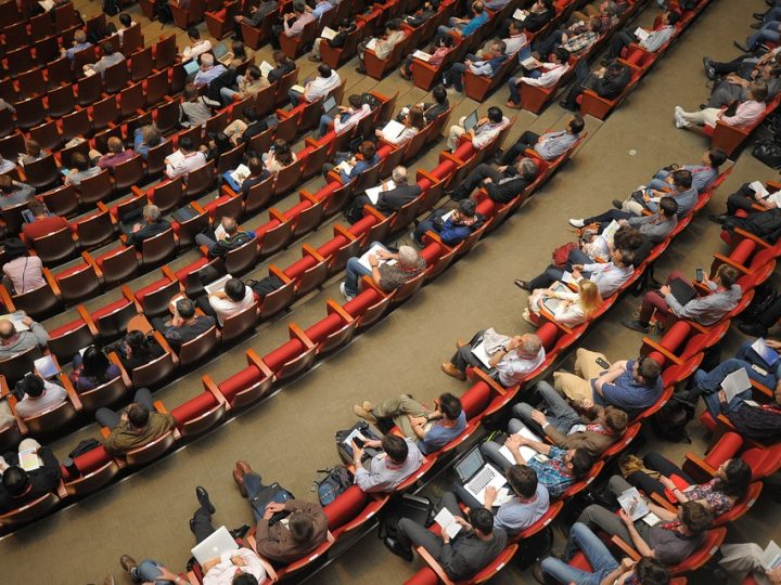 Top 5 conferences for cybersecurity professionals